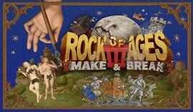Rock of Ages 3: Make & Break (PC) - Steam Key - GLOBAL