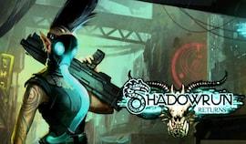 Shadowrun Returns Steam Key GLOBAL