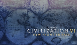 Sid Meier's Civilization VI - New Frontier Pass (PC) - Steam Key - GLOBAL