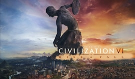 Sid Meier's Civilization VI: Rise and Fall DLC Steam Key GLOBAL
