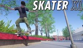 Skater XL (PC) - Steam Gift - JAPAN