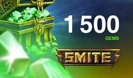 SMITE GEMS 1 500 Coins (PC) - SMITE Key - GLOBAL