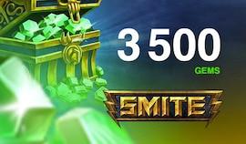 SMITE GEMS 3 500 Coins (PC) - SMITE Key - GLOBAL