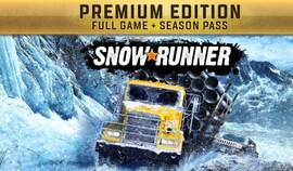 Snowrunner | Premium Edition (PC) - Epic Games Key - EUROPE