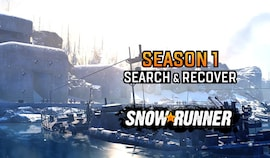 SnowRunner - Season 1: Search & Recover (PC) - Steam Gift - EUROPE