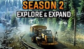 SnowRunner - Season 2: Explore & Expand (PC) - Steam Gift - EUROPE