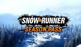 SnowRunner - Year 1 Pass (PC) - Steam Gift - NORTH AMERICA