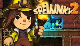 Spelunky 2 (PC) - Steam Gift - EUROPE