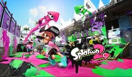 Splatoon 2 Nintendo Key Nintendo Switch UNITED STATES
