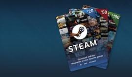 Steam Gift Card 25 CAD Steam Key CANADA