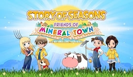 STORY OF SEASONS: Friends of Mineral Town (PC) - Steam Gift - GLOBAL