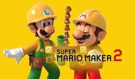 Super Mario Maker 2 Nintendo Key Nintendo Switch NORTH AMERICA