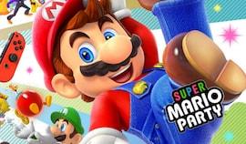 Super Mario Party Nintendo Switch Nintendo Key EUROPE