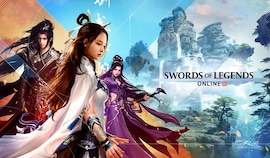 Swords of Legends Online (PC) - Steam Gift - EUROPE