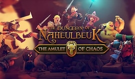 The Dungeon Of Naheulbeuk: The Amulet Of Chaos (PC) - Steam Gift - JAPAN