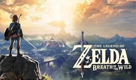 The Legend of Zelda: Breath of the Wild (Nintendo Switch) - Nintendo Key - UNITED STATES