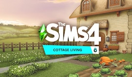 The Sims 4 Cottage Living Expansion Pack (PC) - Steam Key - GLOBAL