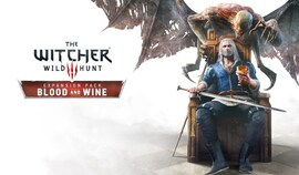The Witcher 3: Wild Hunt - Blood and Wine (PC) - Steam Gift - JAPAN