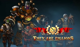 They Are Billions Key Xbox One EUROPE
