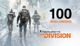 Tom Clancy's The Division - 100 Intel Credits Ubisoft Connect Key GLOBAL