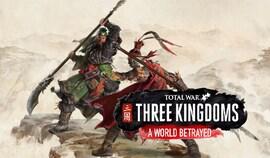 Total War: THREE KINGDOMS - A World Betrayed (PC) - Steam Gift - EUROPE
