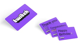 Twitch Gift Card 25 EUR - twitch Key - SPAIN