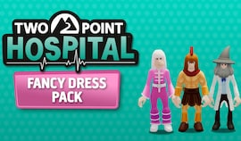 Two Point Hospital: Fancy Dress Pack (PC) - Steam Gift - EUROPE