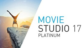 VEGAS Movie Studio 17 Platinum Steam Edition (PC) - Steam Gift - NORTH AMERICA