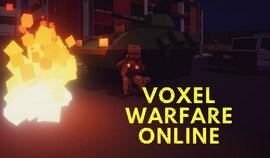 Voxel Warfare Online Steam Key GLOBAL
