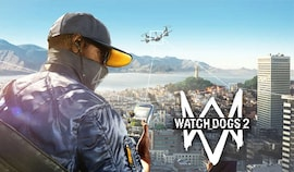 Watch Dogs 2 Ubisoft Connect Key EUROPE