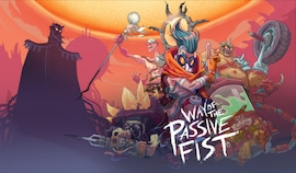 Way of the Passive Fist Steam Key GLOBAL
