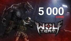 Wolfteam Joypara WESTERN ASIA 5 000 Coins