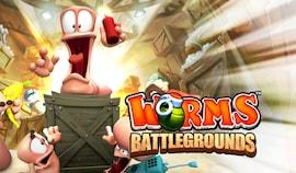 Worms Battlegrounds (Xbox One) - Xbox Live Key - UNITED STATES