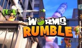Worms Rumble (Nintendo Switch) - Nintendo Key - EUROPE