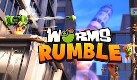 Worms Rumble (PC) - Steam Gift - JAPAN