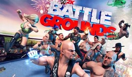 WWE 2K Battlegrounds   Digital Deluxe Edition (PC) - Steam Gift - EUROPE