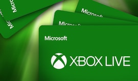 XBOX Live Gift Card 25 USD Key NORTH AMERICA