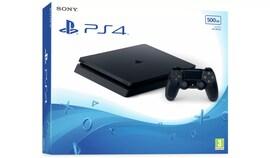 Sony PS4 500GB Console - SLIM Brand New Black 500 GB Standard