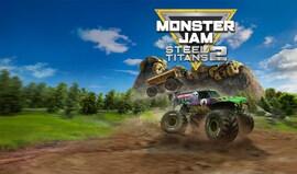 Monster Jam Steel Titans 2 (PC) - Steam Gift - EUROPE