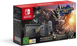 Nintendo Switch V2 Monster Hunter Rise Edition Console Brand new Multi-Color 32 GB Standard