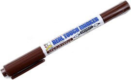 Mr. Hobby - Gundam Real Touch Marker - Brown 1