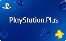 Playstation Plus CARD 365 Days PSN DENMARK
