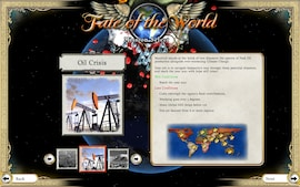 Fate of the World: Tipping Point (PC) - Steam Gift - EUROPE