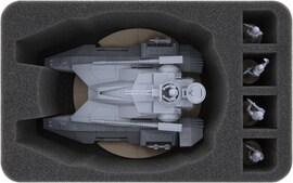 Feldherr - Gąbka - TX-130 + 4 miniatury