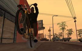 Grand Theft Auto San Andreas Steam Key GLOBAL