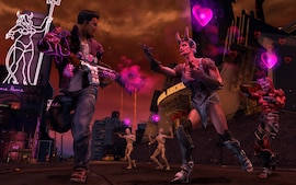 Saints Row: Gat out of Hell PSN PS4 Key NORTH AMERICA