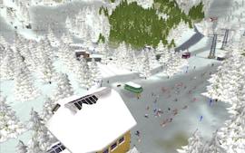 Ski Park Tycoon Steam Key GLOBAL