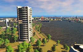 Cities: Skylines - Content Creator Pack: High-Tech Buildings (PC) - Steam Gift - EUROPE