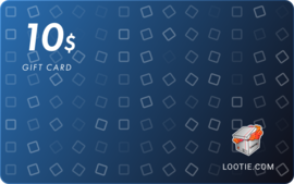 Lootie Gift Card 10 USD - Lootie Key - GLOBAL