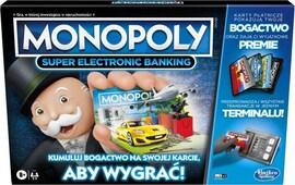 Hasbro Monopoly Super Electronic Banking (E8978)